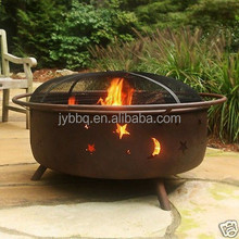 OEM OFFERED 23 inch Iron Cast Outdoor Metal FirePit