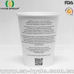 Good quality competitive price customed disposable paper cup for drink ,beverage,juice