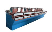 mineral flotation separator for gold refining