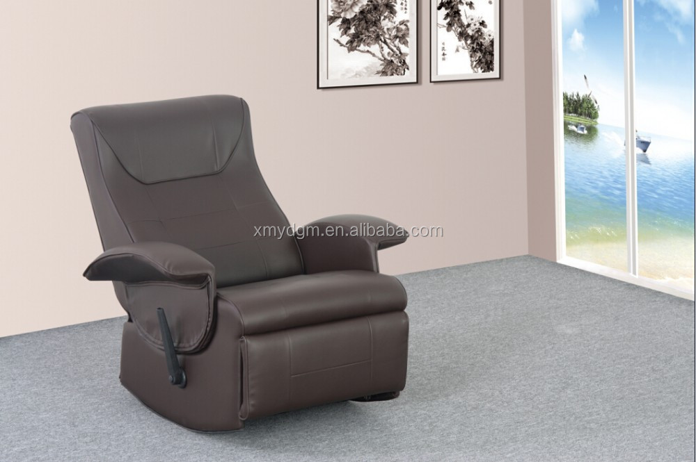 2015 New Cheap Electric Leath Sofa Recliner One Seater For
