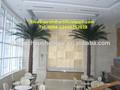 China guangzhou shengjie/artificial folhas de árvore/artificiais tronco de árvore