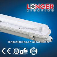 E IP65 T5 lighting fixtures 14W/28W/35W ISO9001/CE/ROHS/GS/BSCI waterproof led grow light bar