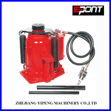 30Ton air/hydraulic bottle jack