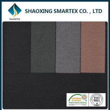 Suit fabric supplier Super spandex polyester rayon fabric dye for polyester