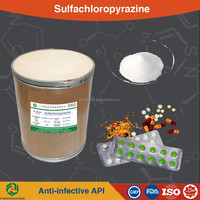 supply pharmacy grade Sulfachloropyrazine with GMP