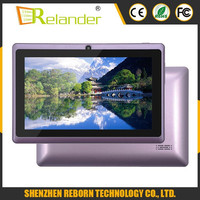 7 Inch Allwinner Tablet A23 GSM Phone Tablet /86V Android Tablet PC
