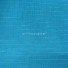70d 210T ripstop nylon taffeta fabric PU coated