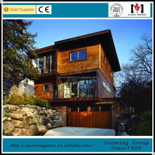 Alibaba Trade Assurance Golden Supplier High Quality Wooden Windows Pictures GM-ZW139