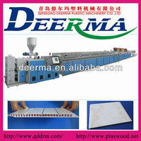 Grooved PVC Ceiling Panel Production Line