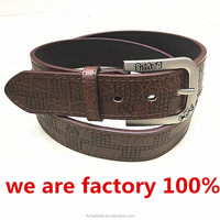 2015 hot sale design fashion basic men pu leather belt .high quality wide classic jeans belt factory direct 100%