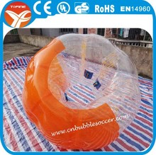 New arrival 1.5m PVC/ TPU inflatable soccer bubble