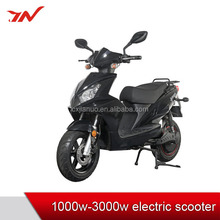 JN 2000w electric motorcycle with durable design