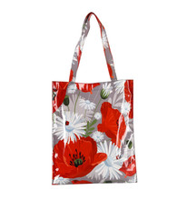 National European and American beautiful young ladied big flower handbags