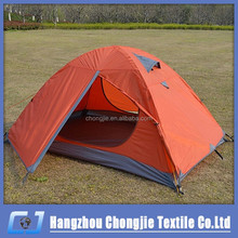 3-4 Person High Quality Double Layer Outdoor Instant Camping Waterproof Family Tent Durable Tents For Hiking/Camping/Party