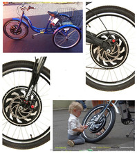 tricycle electric motor kit/tricycle conversion kit/electric tricycle kit