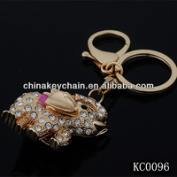 2013 Best selling metal keychain and keyring custom keychains
