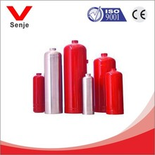 Dry powder empty fire extinguisher cylinder/fire fighting bottle