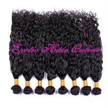 Exotichair braiding hair human brazil hair products