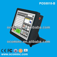 POS8818-B 17-Inch All-In-One windows xp touch pos system