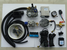conversion kit for cng multipoint sequential injection system