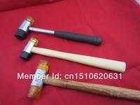 5шт/лот резиновый молоток/железа ручку резиновый молоток / стекловолокна молоток, многоцелевые ювелирных hammes ювелирных изделий Инструменты