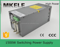 SCN-1500-24 ce 1500w 24v power supply power 24 volt wall switching power supply ac to dc 24v