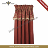Home decor classical colorful fabric curtains