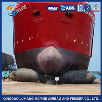 boat salvage inflatable lifting airbags