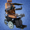 DW-SW02 Electric standing wheelchair power wheelchair stand up