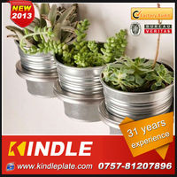 custom hanging vegetable planter with 31 years experience