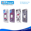 DIY 3D blank sublimation mobile phone case for iPhone 6 Plus