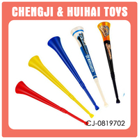 2015 new product good quality custom vuvuzela for football games