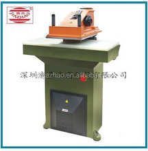 Export to Austria Hydraulic swing arm cutting machine with CE