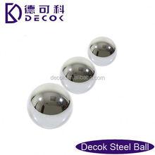G100 G200 G500 G1000 low/high carbon steel ball