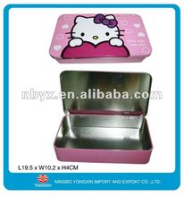 2012 New jumbo metal pencil case
