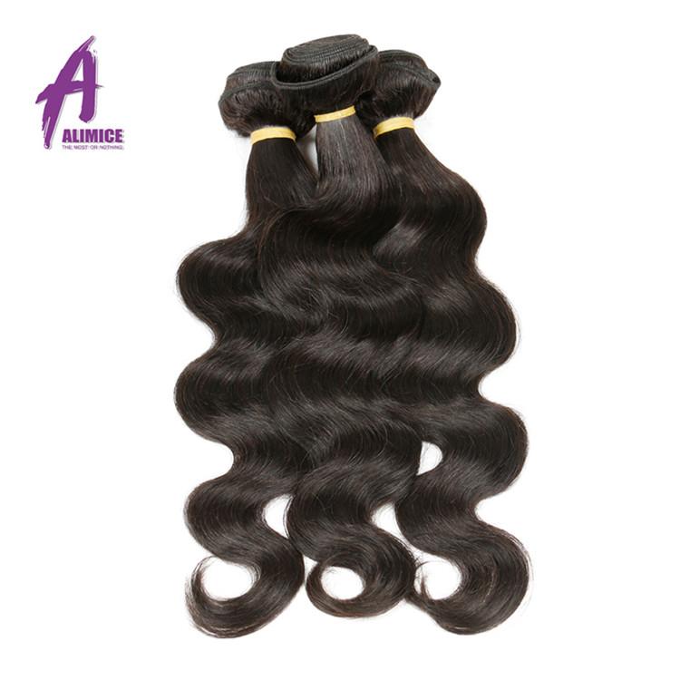 Body wave virgin human hair extension (56)