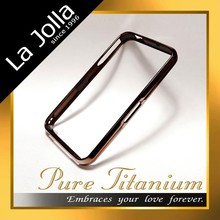 High Quality and Design Trendy Titanium mobile case