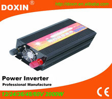 Hot! Off Grid Inverter 2000watt 12v 220v Modified Sine Wave DC to AC 2000W Inverter
