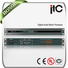 ITC TS-P880 High Performance Internal 8*8 Matrix Digital DSP Audio Processor