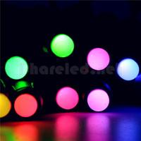 12mm WS2811 f8 rgb led pixel module,IP68 waterproof DC5V 12V full color RGB string christmas LED light Addressable Pixel Led