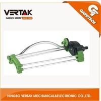 Front rank of garden tools supplier professional oscillating sprinkler watering