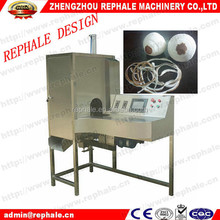 Coconut peeling machine with stainless steel quality
