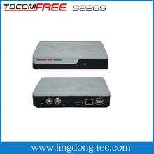 actualizar azclass s1000 / tocomfree doble sintonizador para Suramérica
