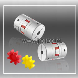 JM types of motor couplings for cnc machine