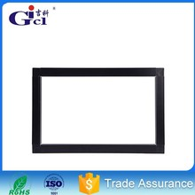 Gicl 2568 indoor semidoor screen display for p10 single color module led display frame for aluminum screen