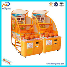 Latest Children basketball machine/discount mini children's basketball game machine