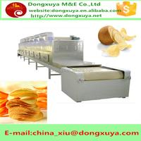Popular electric microwave drying machine/tomato powder dryer equipment
