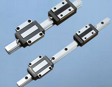 made in china low price 60MM wide Dual-Shaft linear Guide rails and the slider