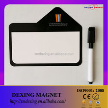 advertising gifts magnetic board/fridge magnet writing board
