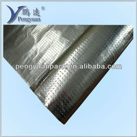 Perforated Aluminum foil woven